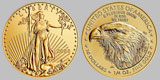American $10 Gold Eagle 1/4 OZ